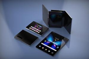 三星「摺疊夢」繼續燒!Galaxy Fold 第二代傳明年發表