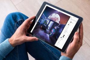 不再跳票? Adobe 表示: Photoshop for iPad 今年一定會上架