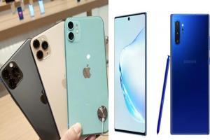 iPhone 11 攻佔冠亞軍!全台十大熱銷手機最新排名出爐