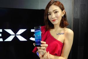「瀑布屏」5G 手機來了!vivo Nex 3 實機四大特色搶先看