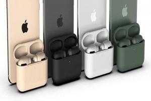 蘋果耳機也有「夜幕綠」?傳新款 AirPods 將有 8 種顏色