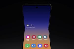 摺疊版 Note 10 登場?三星新一代 Galaxy Fold 想走「懷舊風」