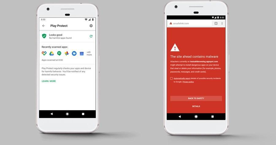 7 招設定確保 Android 手機隱私安全