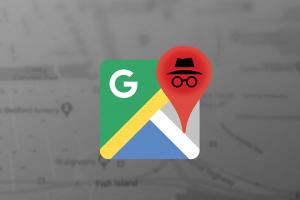 神隱個人行蹤!手機版 Google 地圖用這一招,讓你不留下定位紀錄
