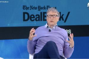 比爾蓋茲自曝耿耿於懷的事:要是「它」上市 Android 可能就輸了