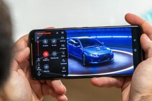 華碩 ROG Phone II 系統更新!AirTriggers 添加垂直、水平操作