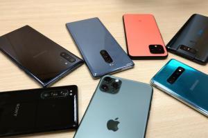 蘋果穩居龍頭、三星逆轉勝!日本最受歡迎手機是它們