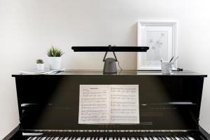 全球第一盞智慧型鋼琴燈,照亮 88 根琴鍵!來自台灣科技品牌