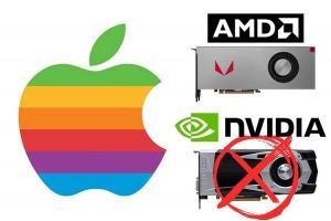 Apple 與 Nvidia 緣份已了?Mac 將不再支援 CUDA 10.2