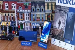 甩額頭下巴、機身變寬?Nokia 二代5鏡頭旗艦機渲染圖首度曝光