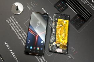 遊戲手機的逆襲?華碩 ROG Phone 2 音響獲評全球第四