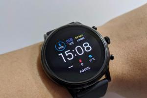 WearOS 陣營最佳代言!Fossil Gen 5 智慧手錶評測體驗