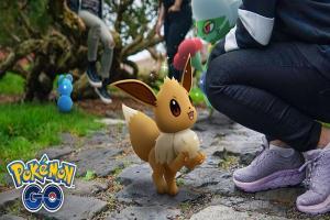 這樣才算收服!《Pokémon GO》新功能讓皮卡丘真的跟在你身後