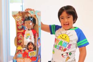 今年最會賺錢 YouTuber!8 歲男童年撈 7.8 億蟬聯冠軍