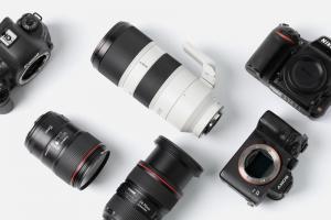 Canon、Sony 誰最得專業用戶喜愛?單眼相機租借排行出爐
