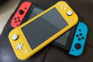 任天堂「強化版」Switch 傳年中開賣!機身質感將會有大升級