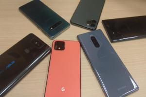 華為跌至第九!台灣十大手機銷售排行悄洗牌,Google 首度攻佔榜單