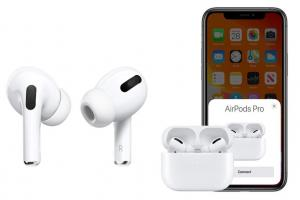 AirPods Pro 現貨蘋果直營店開賣!遠傳、通路經銷祭購機限定優惠
