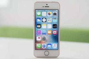 壓歲錢準備好!外媒揭蘋果 iPhone SE 2 發表時間
