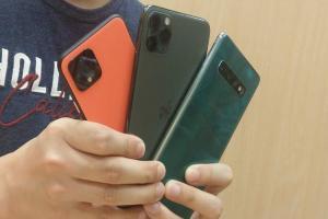 全球手機市占最新排名出爐!蘋果擠下三星稱霸、華為跌至第三