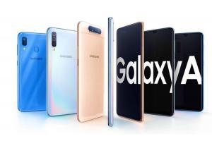 三星中階手機再添火力!兩款Galaxy A 系列新機現身跑分庫