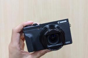 跟單眼一樣好操控的口袋相機!Canon G5X Mark II 使用體驗