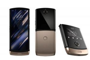 致敬2006 聯名款!傳 Motorola Razr 2019 將推金色版