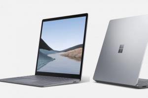 續航力達11.5小時!微軟「輕量型」Surface Laptop 3 筆電登台開賣