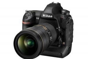 主打極速拍攝!Nikon 正式揭曉全片幅單反 D6 相機規格