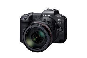 Canon 全新無反旗艦 EOS R5 不藏招了!防手震、8K 錄影全都有
