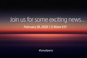 Sony 最新 Xperia 旗艦手機明天登場!「S神秘數字」暗示新機特色