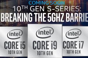 繼續「擠牙膏」?Intel 十核心處理器 Core i9-10900 跑分流出