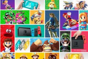 近期最熱銷遊戲排名出爐!任天堂 Switch 依然「霸榜」