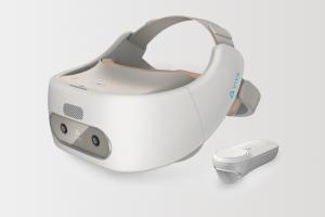 外媒曝蘋果 VR 頭戴技術!設計傳「致敬」HTC Vive Focus