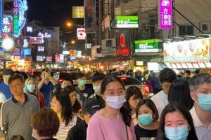 防疫時期台灣人都去哪?Google 大數據揭密各地點「人潮」變化