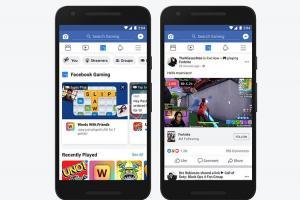 與 YouTube、Twitch 競爭!「Facebook Gaming」手遊直播 App 上架