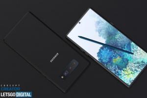 電池歷來最大!三星 Galaxy Note 20 規格曝光