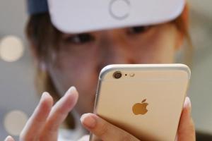 iPhone 傳送 iMessage  也有手殘救星功能了!蘋果新專利洩玄機