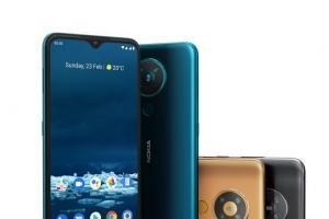 6.5 吋大電量中階新機 Nokia 5.3 登台!售價六千有找