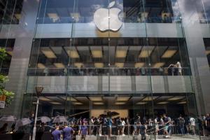 武漢肺炎》蘋果全球約近百家Apple Store門市將重新開放