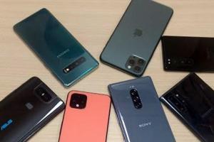 4月手機市場銷售創新低!iPhone 11 Pro Max 跌出十大排外