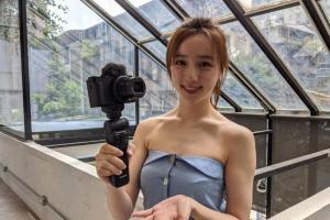 拍開箱一鍵省去「網美手」!Sony 全新 ZV-1 相機搶先直擊