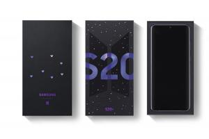 ARMY們等的手機來了!三星Galaxy S20+ 防彈少年團聯名限定版登台