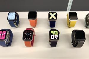 Apple 出貨量下滑!智慧手錶全球五大品牌市占排名洗牌