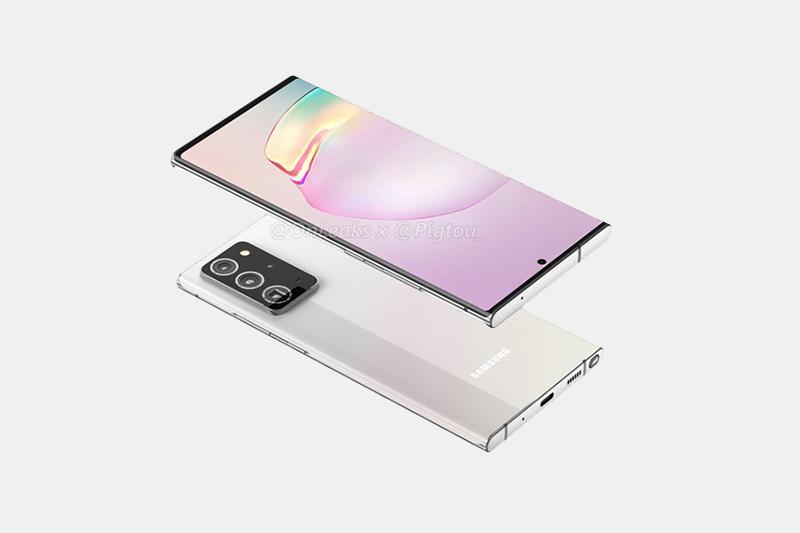 三星Galaxy Note 20 规格曝光✡