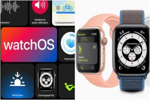 Apple Watch 變得更實用了!watchOS 7 新增洗手、睡眠偵測四大功能
