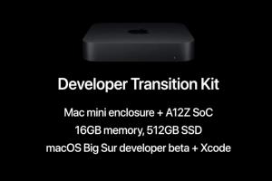 WWDC 唯一硬體發表!蘋果推「特規版」Mac mini、僅 1.5 萬元