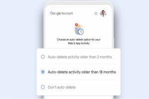 搜尋關鍵字自動檢查帳號安全!Google 推出 4 項隱私新設定