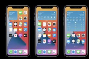 和 Android 很不一樣!蘋果解釋 iOS 14 全新「桌面小工具」細節