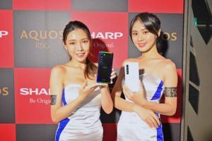 120Hz、8K 錄影都有!夏普首款 5G 旗艦 AQUOS R5G 正式登台